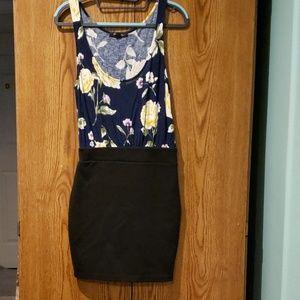Forever 21 Body fitting dress